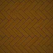 Legno parquet texture sfondo zebrato. — Vettoriale Stock
