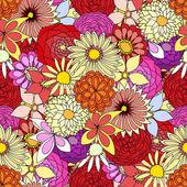 Beautiful summer ornate — Διανυσματικό Αρχείο