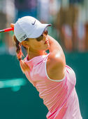 Michelle Wie at the 2013 US Women's Open — Stock Photo