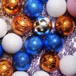 Christmas-tree decorations — Stock Photo #54972387