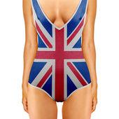 English body — Stock Photo