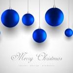 Christmas Balls — Stock Vector #59282047