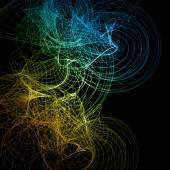 абстрактные линии — Cтоковый вектор