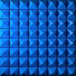 Blue Pyramid — Stock Photo #70705485