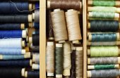 Haberdashery - sewing — Stock Photo