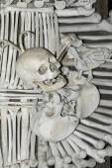Ossuário de sedlec - casa de repouso — Fotografia Stock