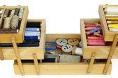 Haberdashery - sewing — Stock Photo