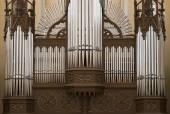 Organ pipes — Stock Photo