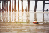 Old Orchard beach — Stock Photo