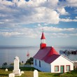 Tadoussac Chapel — Stock Photo #54747787