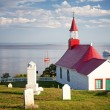Tadoussac Chapel — Stock Photo #54748079
