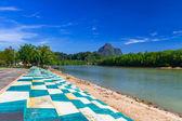Scenery of Phang Nga National Park — Stock Photo