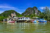Scenery of Phang Nga National Park — Stock Photo