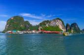 Scenery of Phang Nga National Park in Thailand — Stock Photo