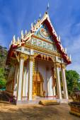 Architecture of buddhism temple — Stock Photo