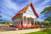 Buddhism temple in Bang Muang town — Stock fotografie