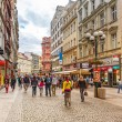 Streets of Prague, Czech Republic — Stock Photo #54181567