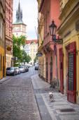 Streets of Prague, Czech Republic — Stock Photo