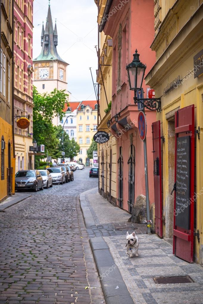 Чешские улицы фото