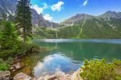 Beutiful Tatra mountains in Poland — Stock Photo