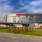 Ergo Arena building in Gdansk, Poland — Stock Photo #58020773