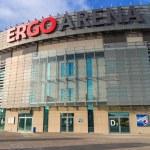 Ergo Arena building in Gdansk, Poland — Stock Photo #58020837