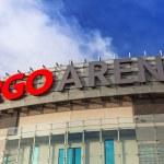 Ergo Arena building in Gdansk, Poland — Stock Photo #58020847