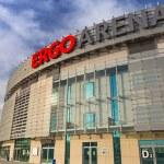 Ergo Arena building in Gdansk, Poland — Stock Photo #58020901