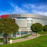 Ergo Arena building in Gdansk, Poland — Stock Photo #58020943