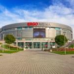 Ergo Arena building in Gdansk, Poland — Stock Photo #58021003