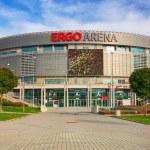 Ergo Arena building in Gdansk, Poland — Stock Photo #58021005