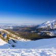 Tatra mountains in snowy winter time, Poland — Stock Photo #60327359