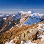 Tatra mountains in snowy winter time, Poland — Stock Photo #60327449