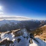 Tatra mountains in snowy winter time, Poland — Stock Photo #60328403