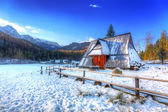 The Strazyska Valley in Zakopane — Stock Photo