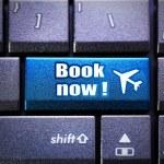 Internet booking — Stock Photo #64226419