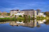 Irish stone architecture — Stock Photo