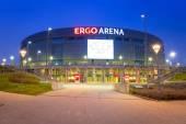 Stadion Ergo Arena v Gdaňsku, Polsko — Stock fotografie