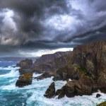 Storm over the Atlantic coast — Stock Photo #69590671