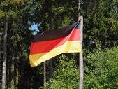 Germany flag — Stock Photo