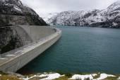 Koelnbrein dam — Stock Photo