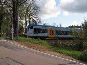 Freiberger Muldentalbahn — Stock Photo