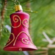 Christmas decoration on the tree — Stock Photo #61415235