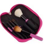 Professional make-up brush cosmetic isolated on white background  — Stock Photo #62014715