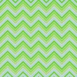 Seamless colorful geometric zigzag pattern in retro colors — Stock Photo #55298735