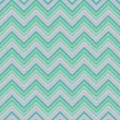 Seamless colorful geometric zigzag pattern in retro colors — Stock Photo #55298791