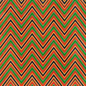 Zizgzag seamless pattern  — Stock Photo