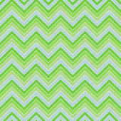 Seamless colorful geometric zigzag pattern in retro colors  — Stock Photo