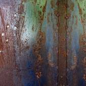 Metal Rust Textured Grunge Background — Stock Photo