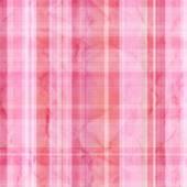 Background -  pink plaid — Foto de Stock